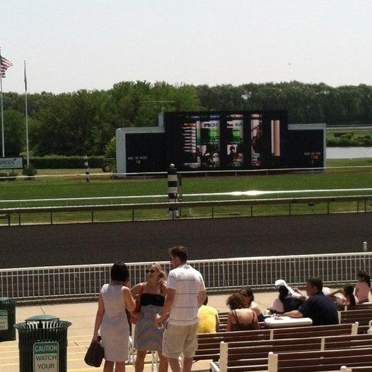 5/27/2012にAlicia H.がArlington International Racecourseで撮った写真