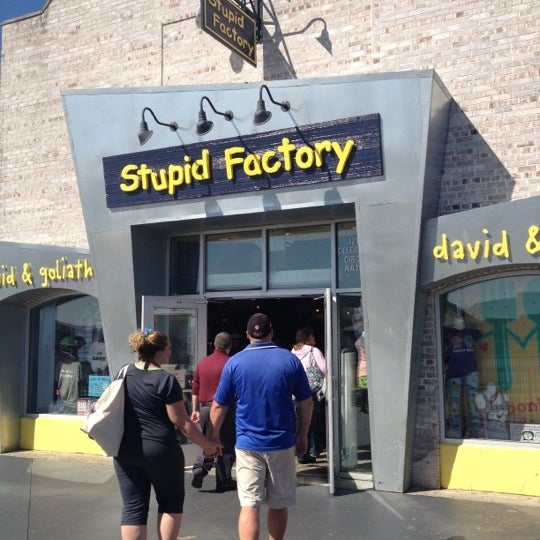 Photo Taken At Stupid Factory By Adam S On 3 27 2017