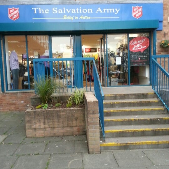 Photos at The Salvation Army Charity Shop - Glenrothes, Fife