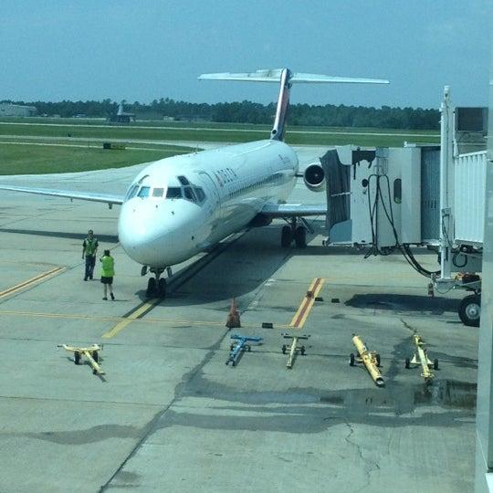 8/10/2012にDonaldがGulfport-Biloxi International Airport (GPT)で撮った写真