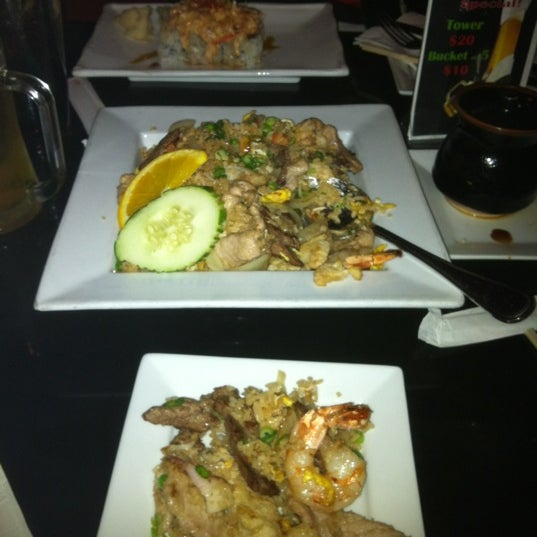 2/5/2012에 Ryan W.님이 Red Koi Thai & Sushi Lounge에서 찍은 사진