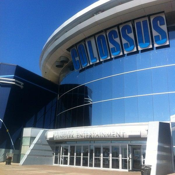 Photos at Cineplex Cinemas Vaughan - Movie Theater