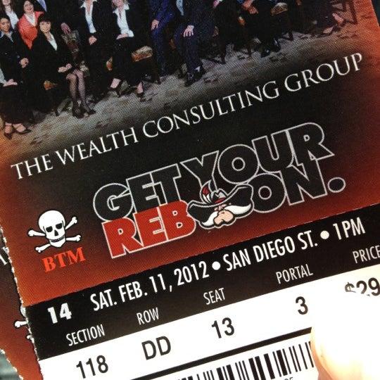 Das Foto wurde bei Thomas & Mack Center von Jason H. am 2/11/2012 aufgenommen