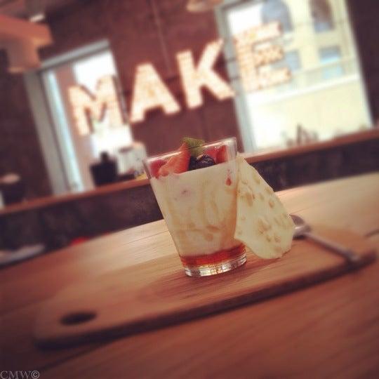 รูปภาพถ่ายที่ MAKE Business Hub โดย Clint W. เมื่อ 2/13/2012