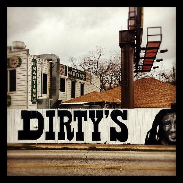 Foto scattata a Dirty Martin's Place da Geoffrey B. il 3/8/2012