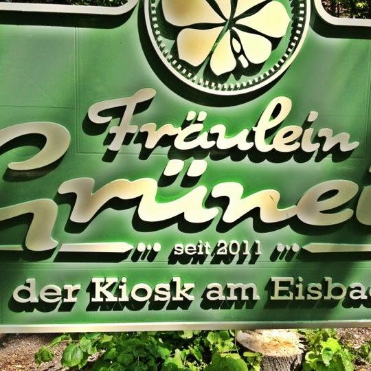 Garten Fräulein: Englischer Garten Süd