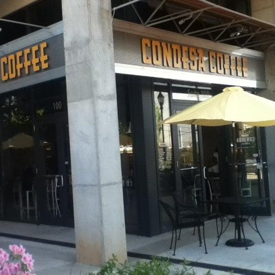 4/1/2012にHaroldがCondesa Coffeeで撮った写真