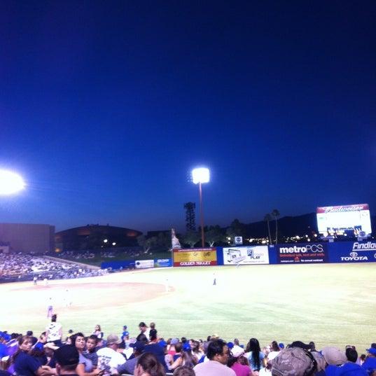 Photo prise au Cashman Field par Arlene C. le6/16/2012