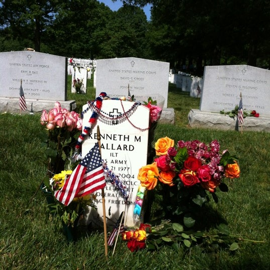 Foto scattata a Arlington National Cemetery da Chad M. il 5/28/2012