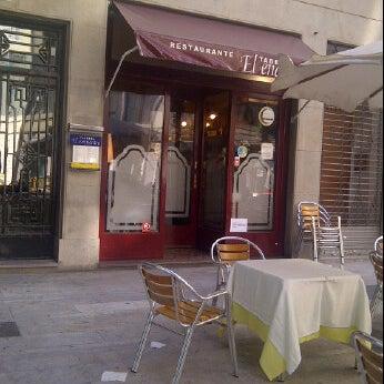 Foto tomada en Restaurante El Encuentro por Sisco S. el 3/10/2012