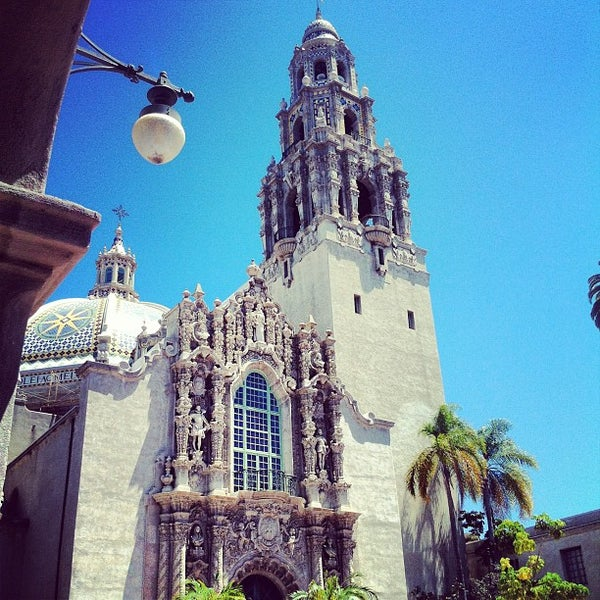 Foto scattata a San Diego Museum of Man da meredith k. il 7/16/2012