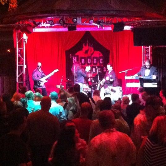 Снимок сделан в House of Blues пользователем Craig C. 9/6/2012