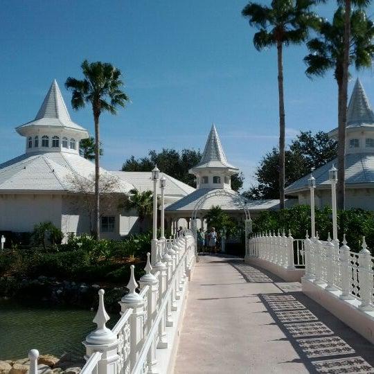 Disney's Wedding Pavilion - Walt Disney World Resort ...