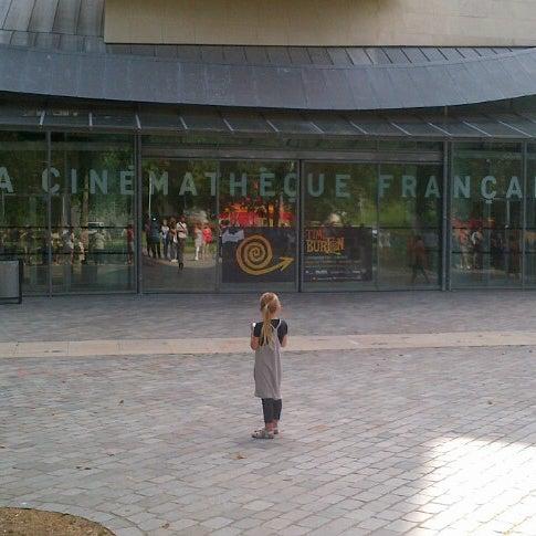 Foto scattata a La Cinémathèque Française da Marco A. M. il 8/1/2012