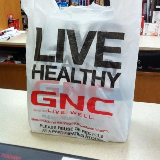 GNC - Supplement Shop in Marion
