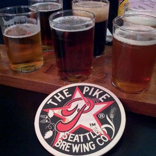 Das Foto wurde bei Pike Brewing Company von Alvaro F. am 5/25/2012 aufgenommen