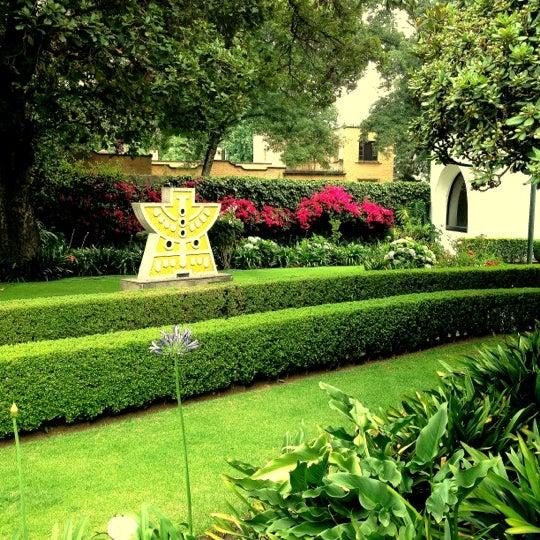 """รูปภาพถ่ายที่ Museo Nacional de la Acuarela """"Alfredo Guati Rojo"""" โดย Rico S. เมื่อ 5/11/2012"""