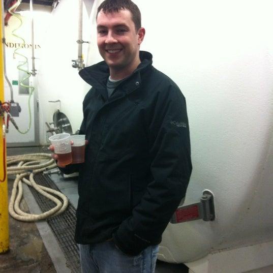 Photo prise au Berkshire Brewing Company par Ashley B. le2/25/2012