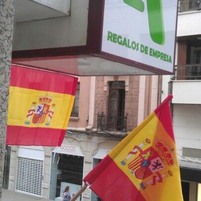 Снимок сделан в 2A Promociones Publicitarias пользователем Joaquín D. 6/27/2012