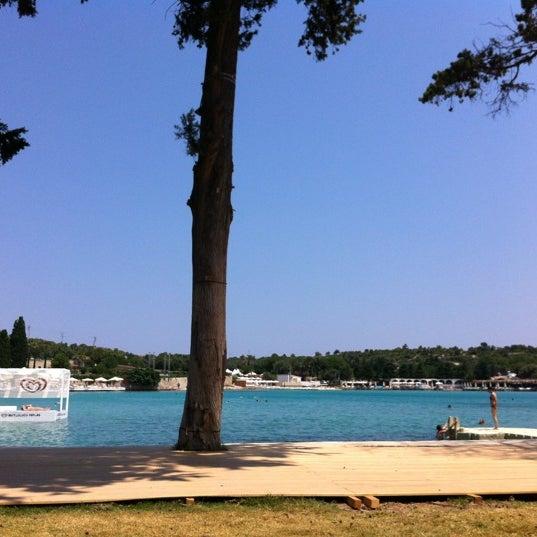 Das Foto wurde bei Babylon Çeşme von Nilay K. am 6/25/2012 aufgenommen