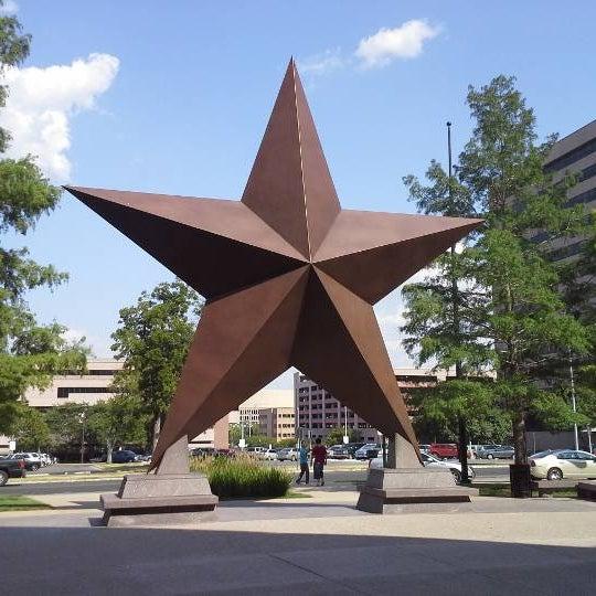 8/8/2012 tarihinde Josh C.ziyaretçi tarafından Bullock Texas State History Museum'de çekilen fotoğraf