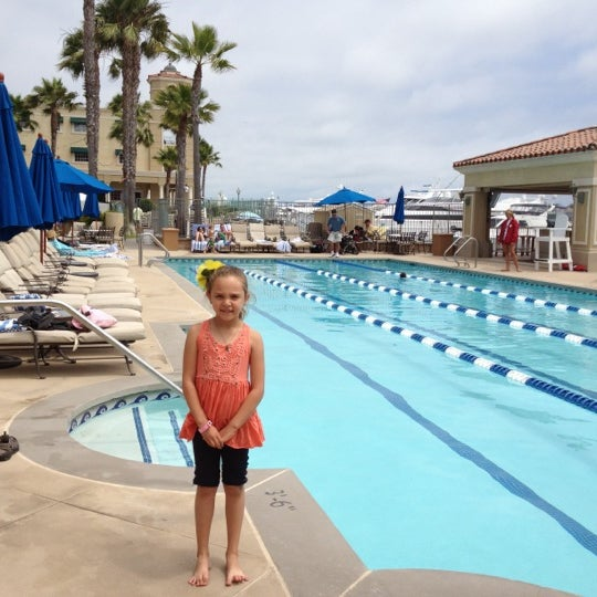 Photo prise au Balboa Bay Resort par ittai s. le6/3/2012