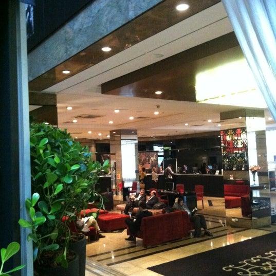 Foto scattata a Sheraton São Paulo WTC Hotel da Mario A. il 4/24/2012
