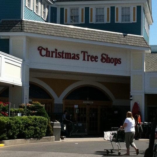 - Christmas Tree Shops - 15 Backus Ave