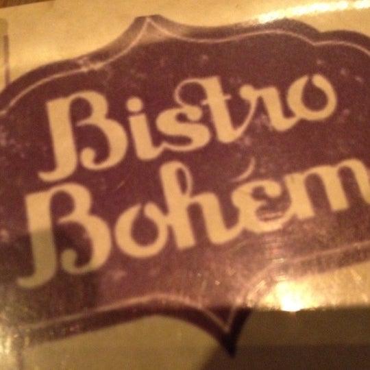 Photo prise au Bistro Bohem par Gautam C. le6/22/2012