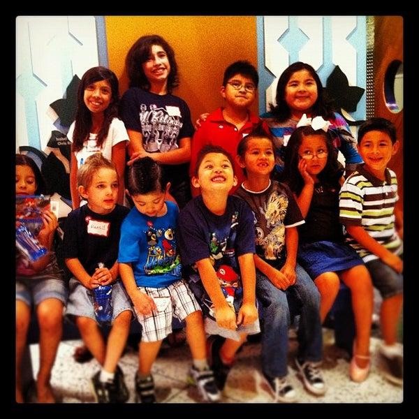 Photo prise au Children's Museum of Houston par Henry's Hungry Houston le5/7/2012