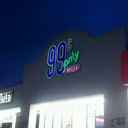 Photo Taken At 99 Cents Only Stores By Ahman H On 5 2