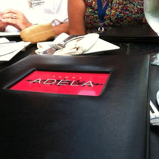 Photo prise au Tapas Adela par Janet le6/17/2012