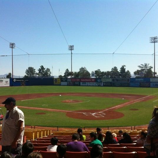 Photo prise au Cashman Field par Kelly M. le5/7/2012