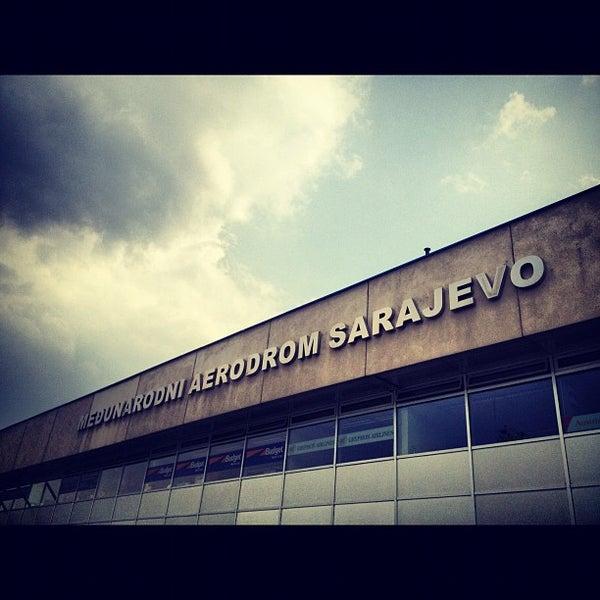 Sarajevo International Airport Sjj Ilidža Federacija