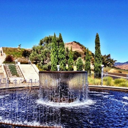 Das Foto wurde bei Artesa Vineyards & Winery von Melanie S. am 8/18/2012 aufgenommen