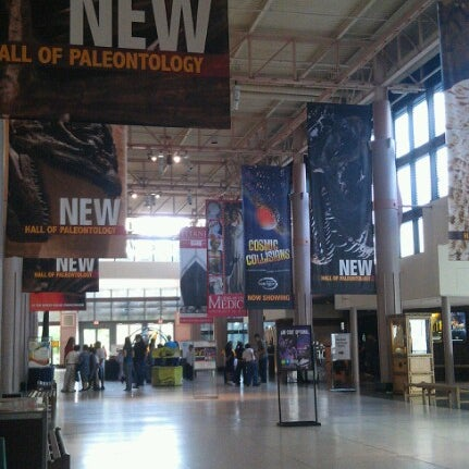 Foto scattata a Houston Museum of Natural Science da Garrett M. il 9/5/2012