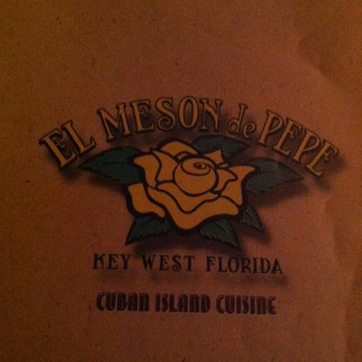 Foto diambil di El Meson de Pepe Restaurant & Bar oleh Matt pada 9/7/2012
