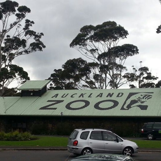 6/2/2012 tarihinde Chris T.ziyaretçi tarafından Auckland Zoo'de çekilen fotoğraf