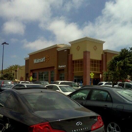 Walmart - Kearny Mesa - 4840 Shawline St