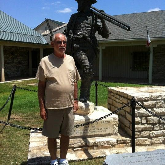 Foto scattata a Texas Ranger Hall of Fame and Museum da Cam S. il 8/4/2012