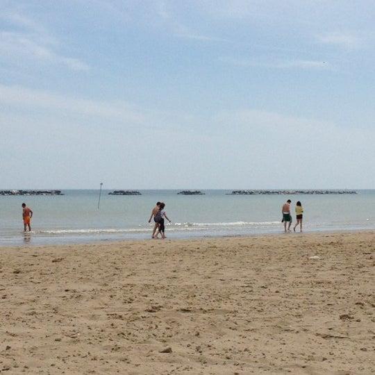 4/29/2012 tarihinde Silvia R.ziyaretçi tarafından Bagno Adriatico 62'de çekilen fotoğraf