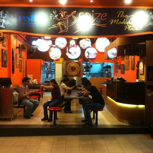 Foto tomada en Spize por Farrah M. el 4/17/2012