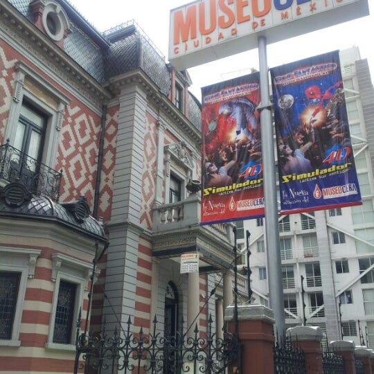 รูปภาพถ่ายที่ Museo de Cera โดย Marco C. เมื่อ 8/19/2012