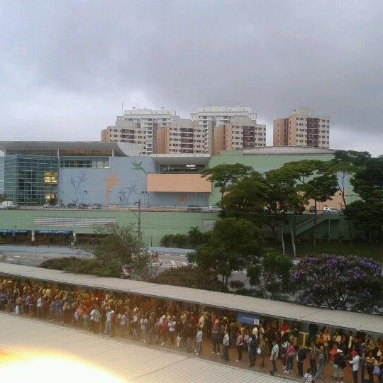 Das Foto wurde bei Shopping Campo Limpo von Diego G. am 3/30/2012 aufgenommen