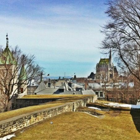 Photo prise au Citadelle de Québec par Heino D. le3/24/2012