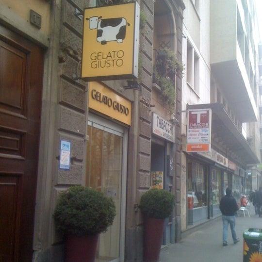 3/17/2012에 Emanuele B.님이 Gelato Giusto에서 찍은 사진