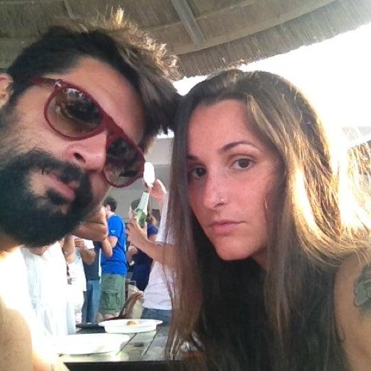 7/1/2012 tarihinde Ranocchia V.ziyaretçi tarafından Bagno Adriatico 62'de çekilen fotoğraf