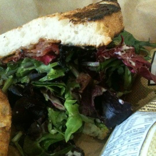 The 'BLT' is 90% L, 10% B.  And that's great if you want a salad on toast.