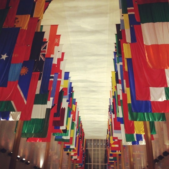8/5/2012 tarihinde Brett G.ziyaretçi tarafından The John F. Kennedy Center for the Performing Arts'de çekilen fotoğraf