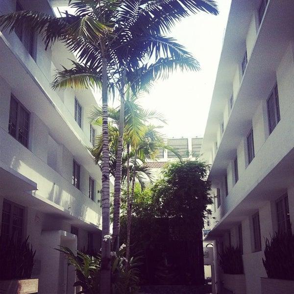 3/19/2012にJaidaがDream South Beach Hotelで撮った写真
